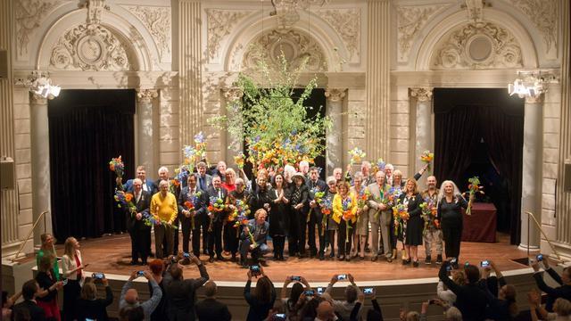 28 Amsterdammers ontvangen koninklijke onderscheiding