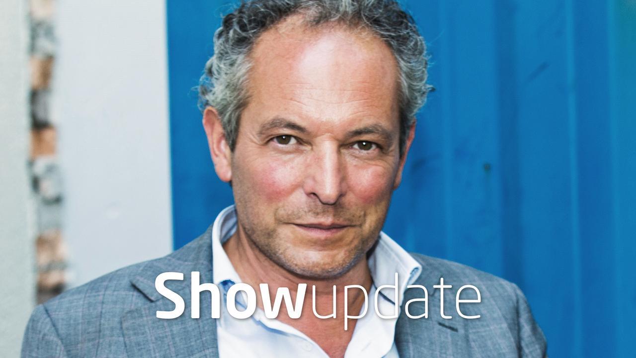 Show Update: André van der Toorn onthult groot geheim
