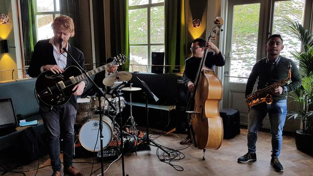 Jazz on Sunday viert 40e verjaardag