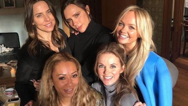 'Spice Girls hebben contracten voor reünie getekend'