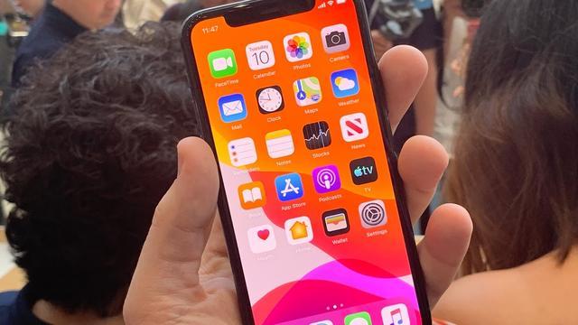 iPhone 11 toont waarschuwing als scherm is vervangen door derde partij