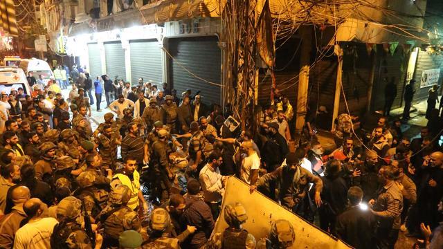 Tientallen doden en gewonden door aanslagen in Beiroet