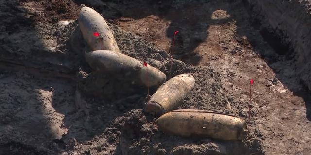 Berging bommenwerper IJsselmeer afgerond