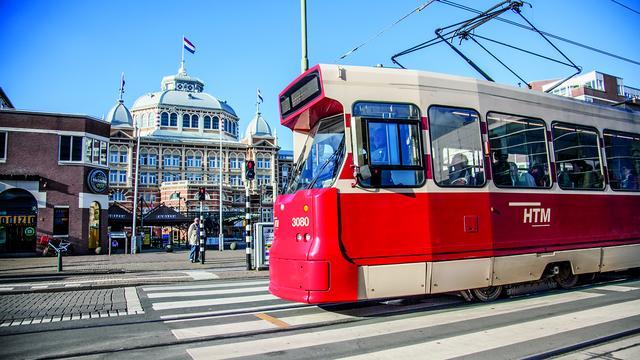 Geen trams en bussen in Den Haag door HTM-staking