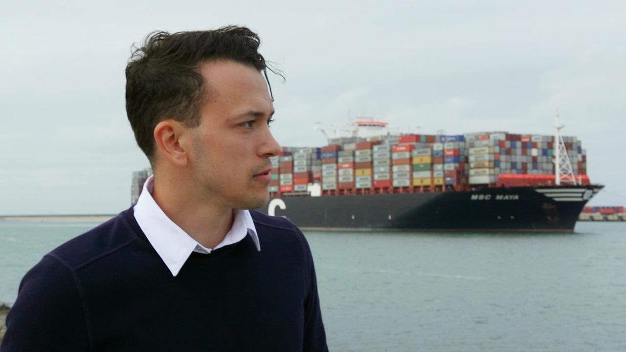 Anders kijken afl. 4: Zo maakt Shypple transport over zee gemakkelijk