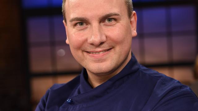 Topchef Tim Raue kookt voor restaurant van Rijksmuseum