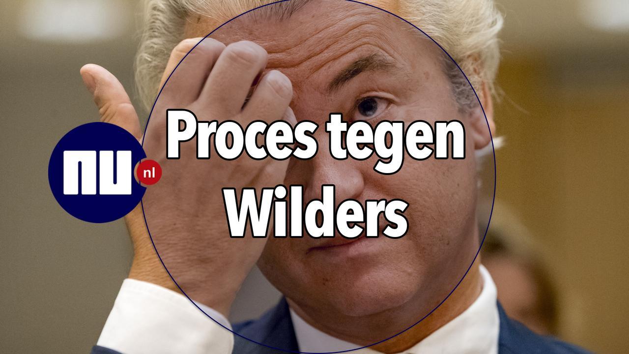 Het proces tegen Wilders