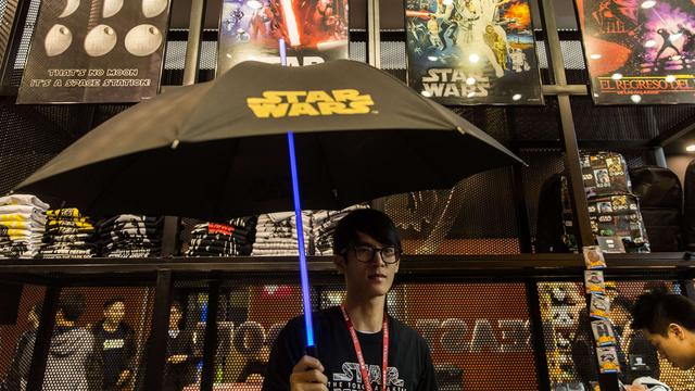 Records voor Star Wars in China