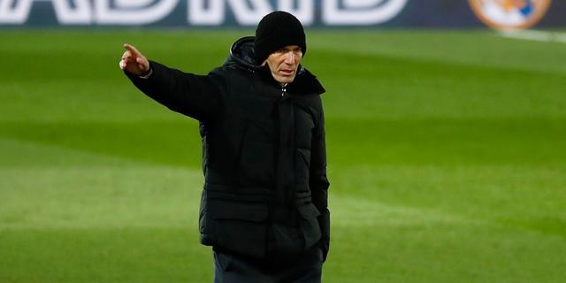 Woedende Zidane vraagt om meer respect van media na kritische vragen