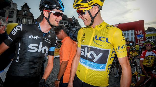 Froome beslist volgende week over deelname Vuelta