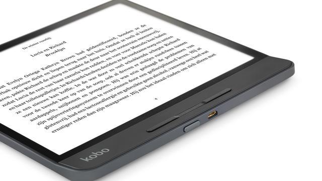 Kobo brengt vierkante e-reader uit