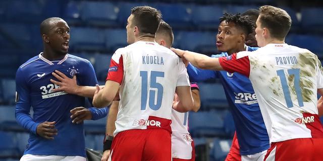 Slavia-speler Kúdela één duel geschorst, onderzoek naar racisme loopt nog