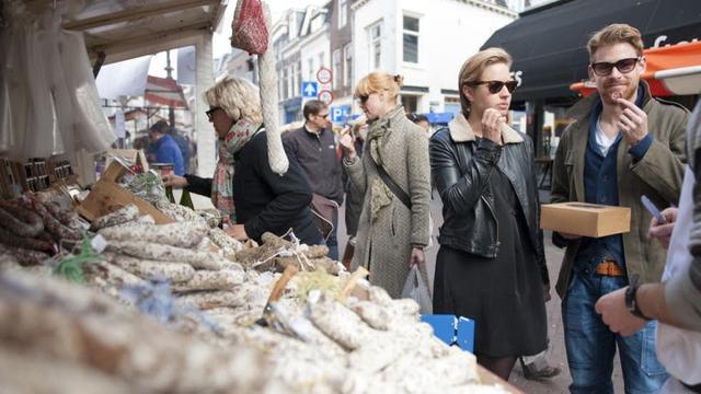 Streekmarkt in Utrecht stopt per direct, aankomende editie afgelast