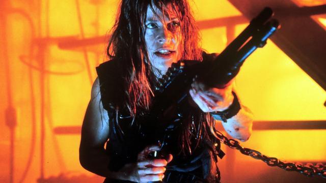 Ook Linda Hamilton in nieuwe Terminator-film