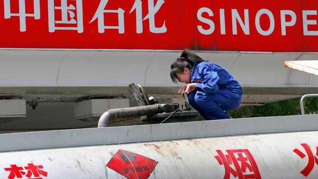 China stopt met export bepaalde aardolieproducten naar Noord-Korea