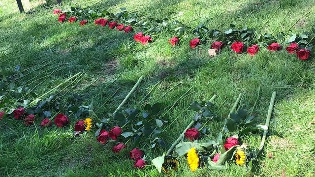 Eindhovens crematorium onthult monument voor doodgeboren kinderen
