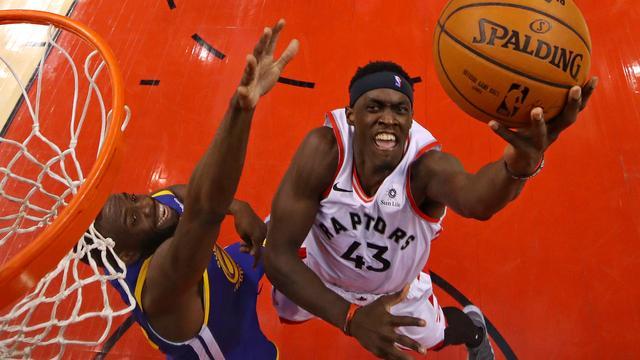 Raptors nemen leiding in NBA-finale tegen titelverdediger Warriors