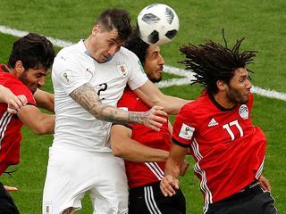Gimenez voorkomt dat Suarez schlemiel wordt