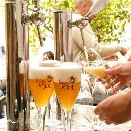 Europeanen dronken vorig jaar meer Belgisch bier, Nederlanders geen uitzondering