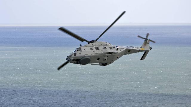 Defensie begint volgende week met berging gecrashte helikopter bij Aruba