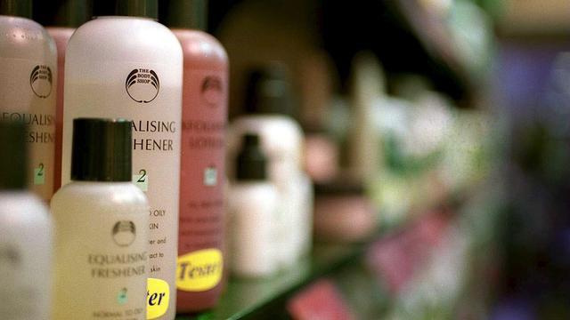 L'Oréal praat met Braziliaans bedrijf over verkoop The Body Shop