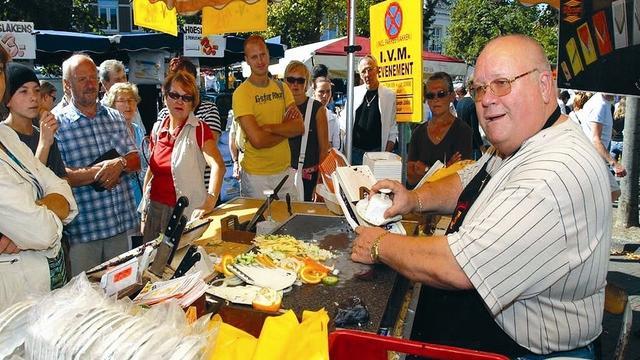 Overzicht: Dit kun je doen op de jaarmarkt in Roosendaal