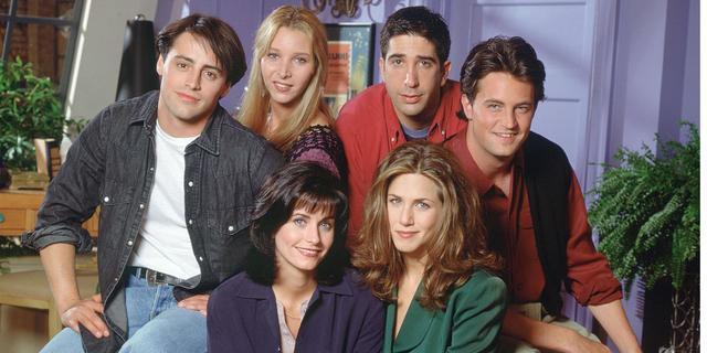 Friends-reunië gaat op 27 mei in première, eerste trailer nu te zien