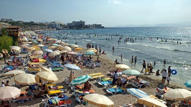 Turkije wil vanaf 2023 jaarlijks vijftig miljoen toeristen verwelkomen