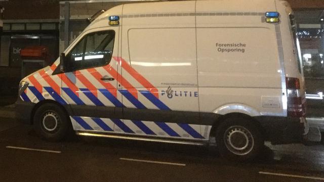 Politie Rotterdam houdt vier mannen aan voor overval pizzakoerier