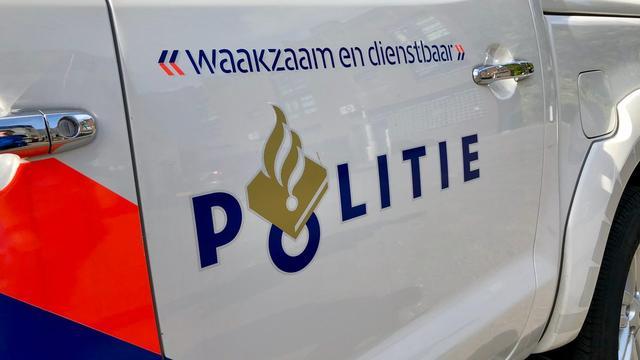 Wapens en drugs aangetroffen bij jongen na aanrijding in Vlissingen.