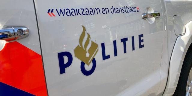Dronken scooterrijder negeert stopteken op Edisonstraat in Roosendaal