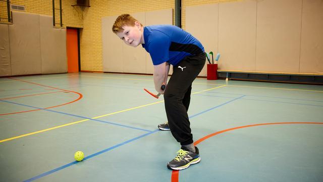 Jorian (13) ging van e-sports naar echt sporten