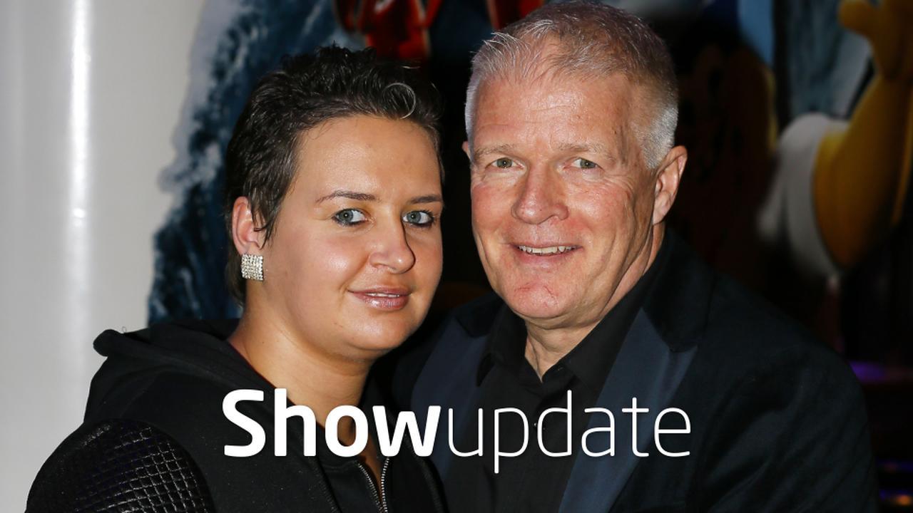 Show Update: Zwangere Virginia van Eck kotsmisselijk