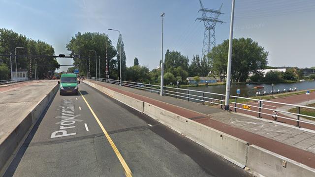 Zijlbrug tussen Leiden en Leiderdorp is dicht van vrijdag tot maandag