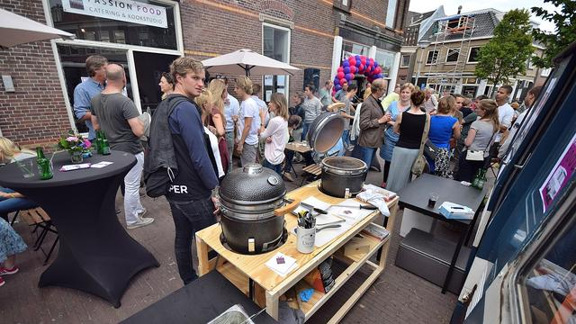 Feestelijk heropening Kookstudio Passion Food