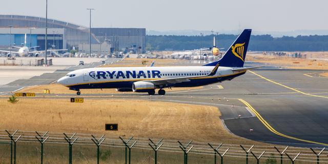 'Ryanair wil honderd Airbus-vliegtuigen kopen voor dochteronderneming'