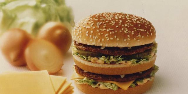Analisten: Big Mac in VS wordt duurder, maar vertrouwen in McDonald's