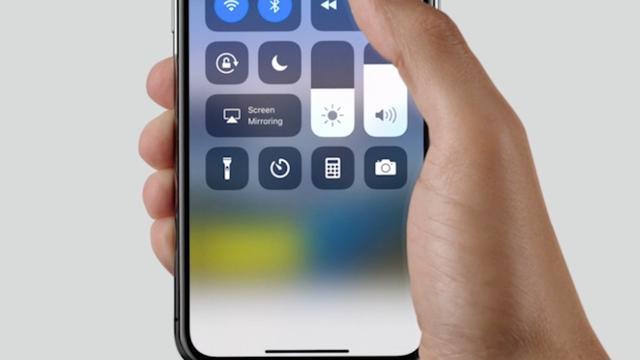 Zo werkt de nieuwe besturing van de iPhone X
