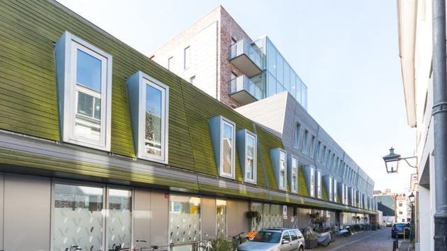 Plannen voor tachtig appartementen in Victas-gebouw aan ABC-straat