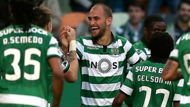 Dost weer op schot voor Sporting, Mühren wint Belgische bekerfinale