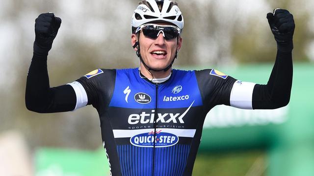 Kittel boekt achtste seizoenszege in ingekorte etappe Romandië