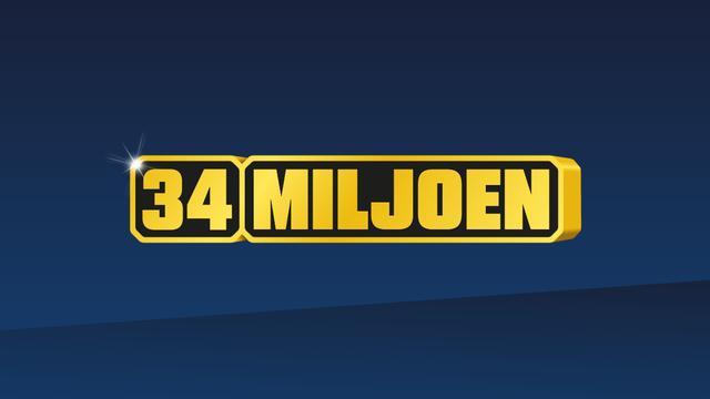 Maak kans op de verwachte Eurojackpot van 34 miljoen