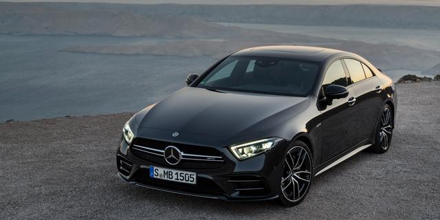 Nieuwe modellen van Mercedes-AMG gelanceerd