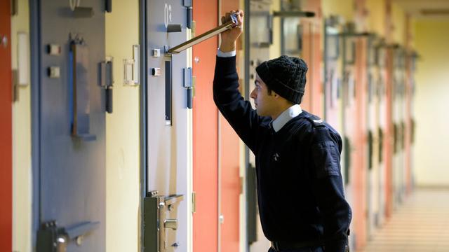 Steeds meer geweld tegen gevangenispersoneel