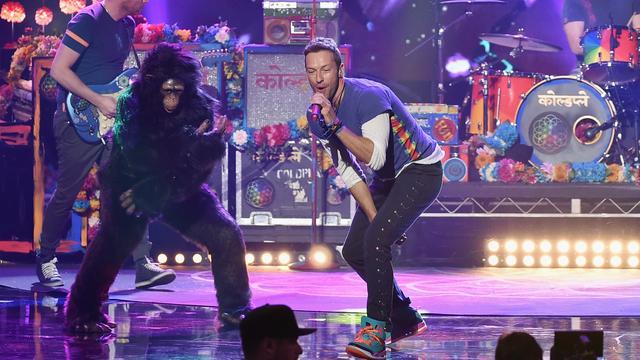 'Coldplay speelt tijdens Super Bowl'