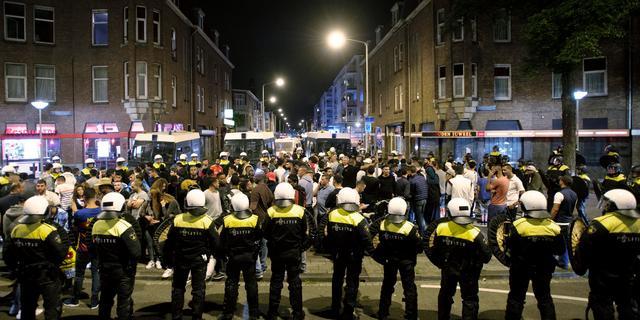 Politie publiceert laatste foto's relschoppers Schilderswijk