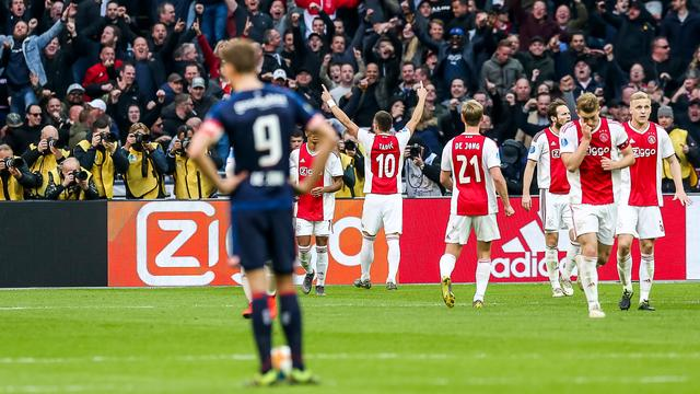 Reactions After Ajax S 3 1 Win Over Psv In Exciting Topper Closed Teller Report