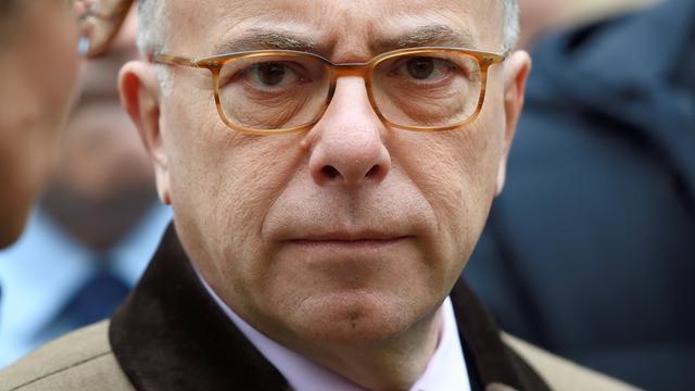 Bernard Cazeneuve nieuwe Franse premier na aftreden Valls