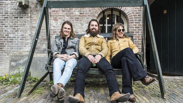 Concert DeWolff - Den Haag