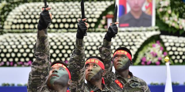 'Noord-Korea breidt kernproeflocatie uit'